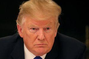 Tổng thống Trump 'không vui' khi Triều Tiên phóng tên lửa