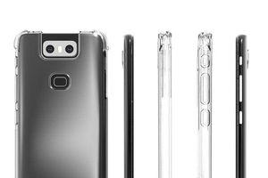 Rò rỉ thiết kế Zenfone 6: bí ẩn ở khu vực camera kép ?