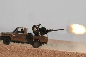 Đại chiến Syria: Phiến quân phản công dữ dội để đoạt lại thị trấn chiến lược