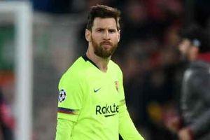 Ronaldo đổ lỗi cho Messi trong thất bại của Barca ở Anfield