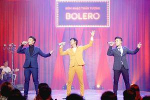 Lần đầu tiên 'Tuấn Vũ - Bằng Kiều - Quang Lê' hòa giọng Thần tượng Bolero
