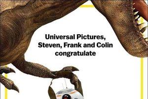 Truyền thống chúc mừng doanh thu giữa các phim và hãng phim ở Hollywood như thế nào?