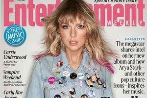 Điểm khác biệt của TS7 với loạt album trước: Chia sẻ từ chính Taylor Swift