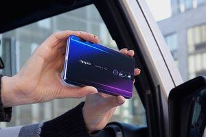 OPPO ra mắt F11 Pro 128 GB với giá không đổi