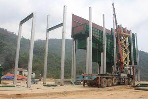 Điện Biên: Đẩy nhanh tiến độ thi công Nhà máy xử lý rác thải