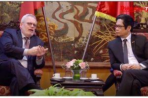 Hội nghị Thượng đỉnh Kinh doanh Việt Nam - Hoa Kỳ 2019: Thúc đẩy nền kinh tế sáng tạo!
