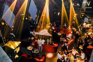 V Lounge - Trải nghiệm giải trí đẳng cấp tại Đà Nẵng