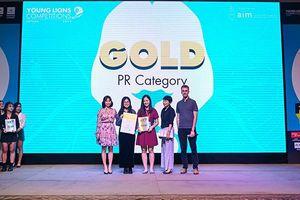 Vietnam Young Lions 2019 tôn vinh những người trẻ làm nghề truyền thông, tiếp thị