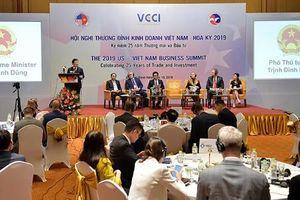 Thượng đỉnh kinh doanh Việt-Mỹ: Kiến tạo và phát huy các cơ hội đầu tư