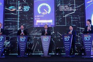 Cuộc gọi 5G đầu tiên tại Việt Nam: Tốc độ mạng đạt 1,5-1,7Gbps
