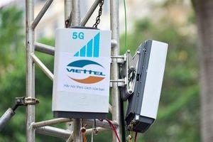 Việt Nam vừa thực hiện cuộc gọi đầu tiên trên mạng 5G