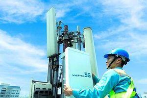 Thử nghiệm thành công cuộc gọi 5G đầu tiên ở Việt Nam