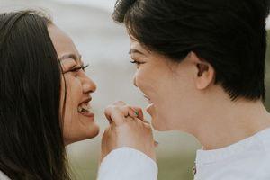 Bộ ảnh tình yêu LGBT giữa Đà Lạt mộng mơ chứng minh 'ai cũng có quyền được hạnh phúc'