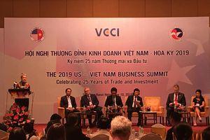 Thúc đẩy thương mại và đầu tư giữa Hoa Kỳ và Việt Nam