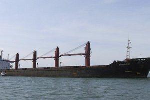 Mỹ bắt giữ tàu Triều Tiên vi phạm lệnh trừng phạt