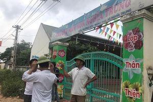 Nghệ An: Xã Nghĩa Trung xây trường trên nền kho đựng thuốc sâu cũ