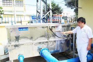 Phê duyệt gần 62 tỷ đầu tư, nâng cấp hệ thống xử lý nước thải y tế