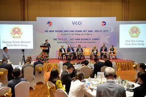 Thúc đẩy hợp tác kinh tế, thương mại và đầu tư giữa Việt Nam và Hoa Kỳ