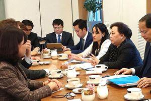 Hà Nội mong muốn thúc đẩy hợp tác với thành phố London trên các lĩnh vực