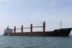 Mỹ bắt giữ một tàu chở hàng của Triều Tiên vì vi phạm lệnh trừng phạt