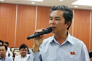 Giới thiệu Tướng Ngô Minh Châu làm Phó Chủ tịch UBND TP.HCM