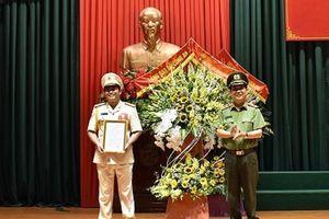 Ninh Bình có tân giám đốc công an