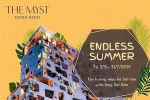 'Mùa hè bất tận' từ khách sạn The Myst Đồng Khởi