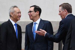 Đàm phán thương mại kết thúc sớm sau khi Mỹ tăng thuế hàng TQ