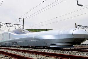 Nhật Bản cho chạy thử tàu cao tốc nhanh nhất thế giới