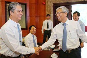 Bầu ông Ngô Minh Châu và Võ Văn Hoan làm Phó chủ tịch UBND TP Hồ Chí Minh