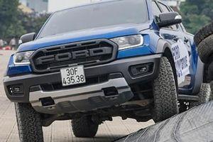Ford tổ chức chuỗi sự kiện lái thử xe SUV trên toàn quốc