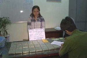 Truy tố đối tượng vận chuyển ma túy với số lượng lớn từ Lào về Việt Nam