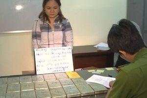 Kiều nữ chuyên dùng 'chiêu độc' vận chuyển ma túy lớn từ Lào về Việt Nam