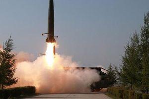 'Dấu ấn Nga' trong các tên lửa mới phóng của Triều Tiên