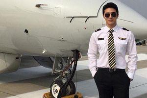 Danh tính nam thần phi công Hàn Quốc 'đẹp trai không đối thủ'