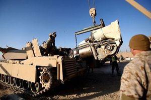 Ngạc nhiên lý xe tăng Mỹ dùng động cơ tua-bin khí