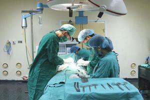 Phẫu thuật tạo hình vòng 1 thành công cho bệnh nhân ung thư vú