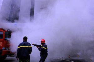 Lo ngại về chữa cháy tòa nhà cao tầng ở TP.HCM