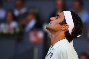 Thiem đánh bại Federer ở tứ kết giải Madrid Open