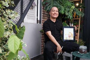Phía sau vần thơ Lai Thượng Hưng: 'Sạp thịt heo của mẹ nuôi tôi khôn lớn'