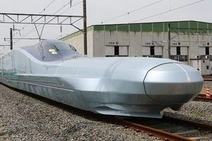 Nhật Bản kiểm nghiệm tàu siêu tốc nhanh nhất thế giới