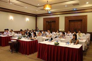 Diễn đàn trao đổi 'Xây dựng chiến lược phát triển doanh nghiệp bền vững'