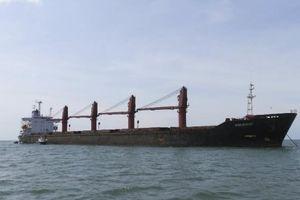Phía sau động thái giữ tàu Triều Tiên của Mỹ