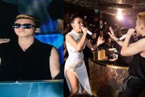 Đeo kính đen đi diễn lúc 1h đêm, Sơn Tùng lần đầu song ca cực chất với đàn chị Thảo Trang