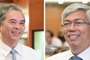 Thành phố Hồ Chí Minh có thêm hai Phó Chủ tịch UBND thành phố