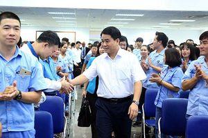 Chủ tịch Hà Nội: 'Nếu điều kiện tốt sẽ cấm xe máy trong nội thành trước 2030'
