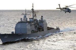 Kỳ lạ tuần dương hạm Mỹ mang tên thành phố Việt Nam