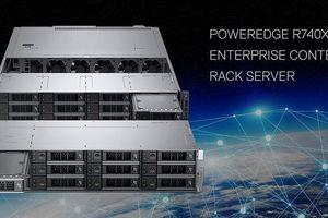 PowerEdge R740XD2 – Máy chủ thế hệ mới cho doanh nghiệp