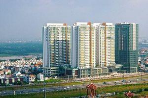 Bất động sản thu hút vốn FDI cao
