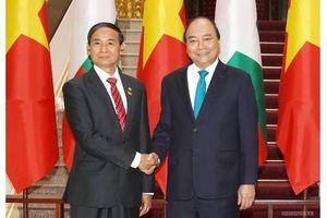 Việt Nam - Myanmar: Kinh tế - thương mại - đầu tư là điểm sáng trong quan hệ hai nước